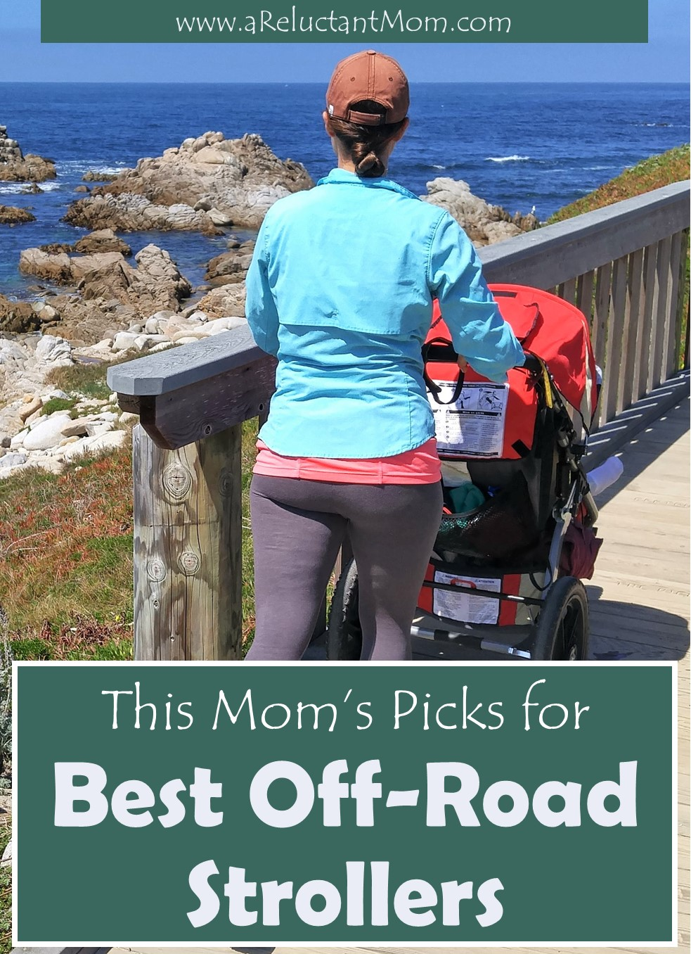 Looking for the best off-road stroller to take your baby out on the trail? Save this pin of stroller reviews and comparisons of the best all terrain stroller brands specifically for off-roading! Best Off Road Stroller | Best Off Road Strollers | Best All Terrain Stroller | Best All Terrain Strollers | Stroller Reviews #OffRoadStroller #AllTerrainStroller #StrollerReviews #BestStroller #BestStrollerReviews #BestOffRoadStroller