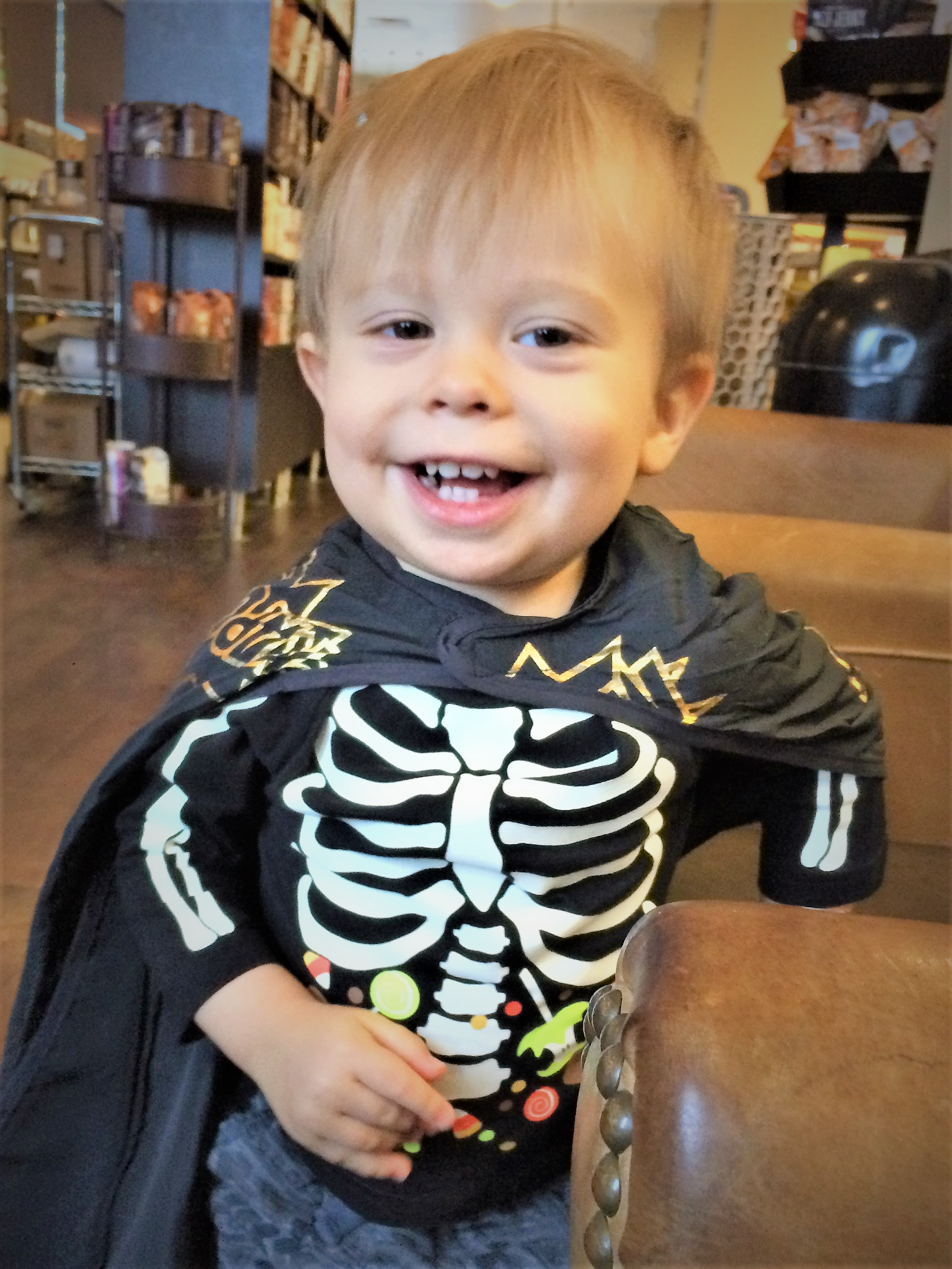 Dear Jack, Happy 18 Months, Baby Boy! | A Reluctant Mom