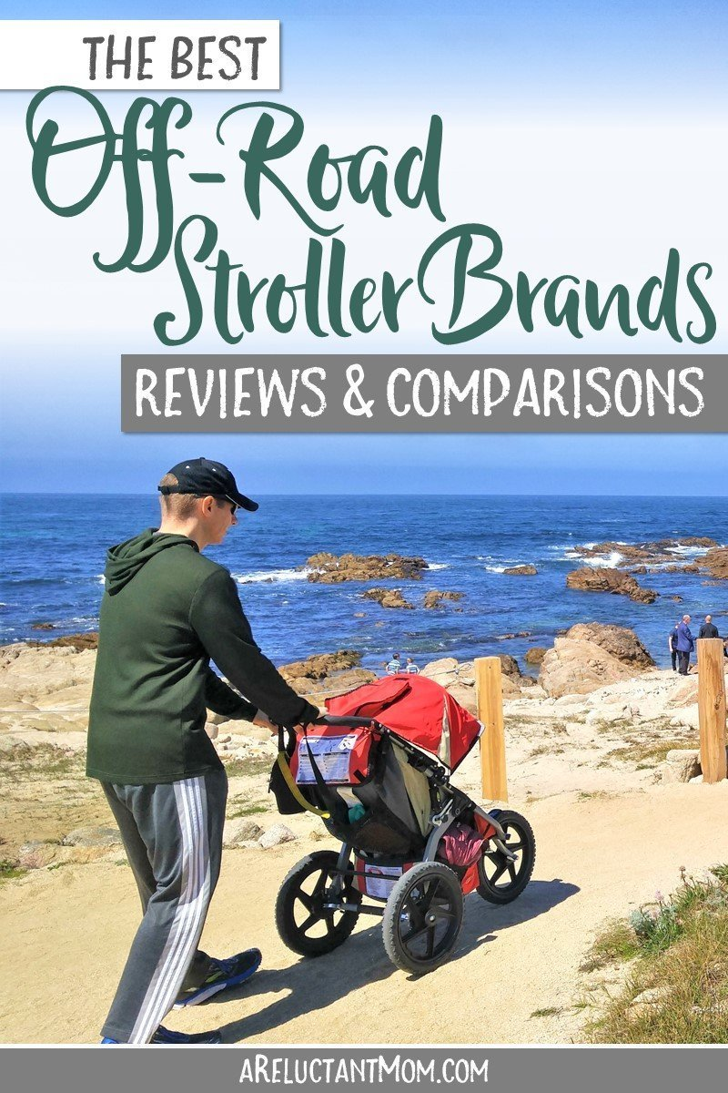 Looking for the best off-road stroller to take your baby out on the trail? Save this pin on jogging stroller reviews, and comparisons of the best all terrain stroller brands specifically for off-roading! Best Stroller | Best Strollers | Stroller Reviews #Stroller #Strollers #StrollerReviews #BestStroller #babyproducts #babystuff