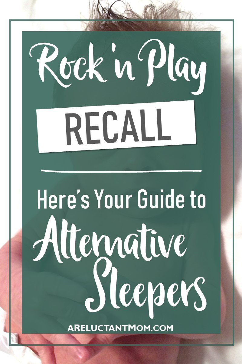 Need an alternative since all Fisher Price Rock 'n Play sleepers have been recalled? See this guide of the best Rock 'n Play sleeper replacements, including reviews, comparisons and our recommendations. Pin this for later to research your Rock 'n Play alternative. #RocknPlayRecall #RocknPlay #Infant Sleeper #InfantRocker
